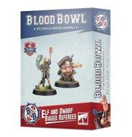Blood Bowl Parteiische Schiris: Elf und Dwarf