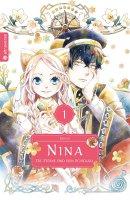Nina – Die Sterne sind dein Schicksal, Band 01 (DE)