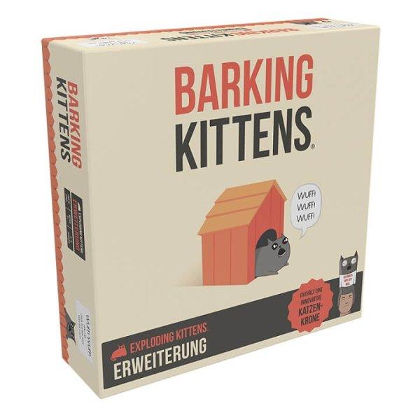 Exploding Kittens - Barking Kittens (DE)
