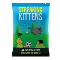 Exploding Kittens - Streaking Kittens (DE)