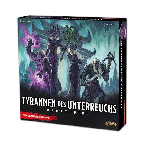 D&D - Tyrannen des Unterreichs 2 Edition (DE)