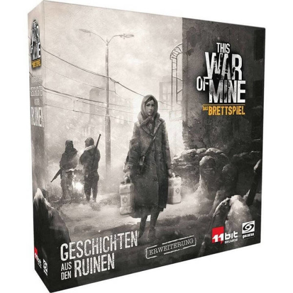 This War of Mine: Geschichten aus den Ruinen Erweiterung (DE)