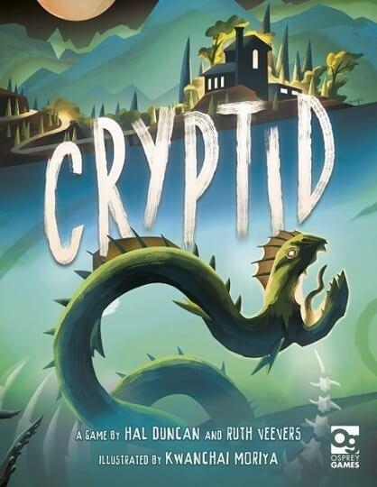 Cryptid (Skellig Games) (DE)