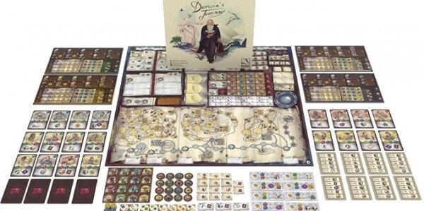 Darwins Journey (Skellig Games) (DE)