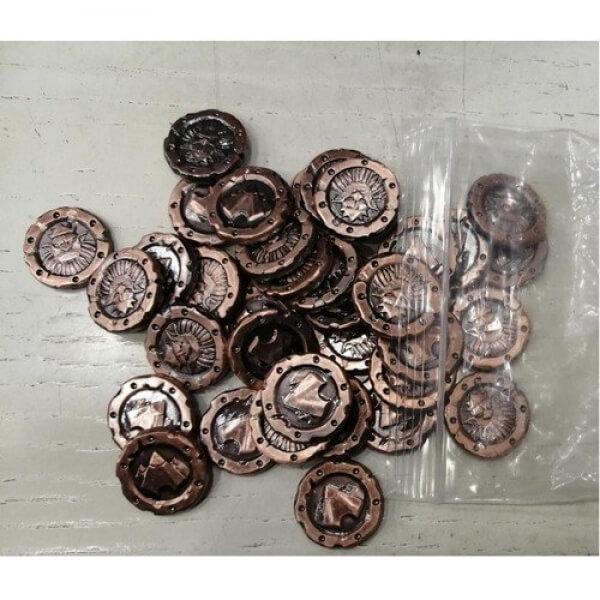 In der Halle des Bergkönigs - Münzen (Skellig Games) (DE)