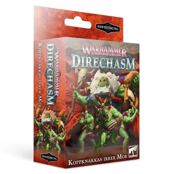 Warhammer Underworlds: Direchasm – Koppknakkas Irrer Madmob (DE)
