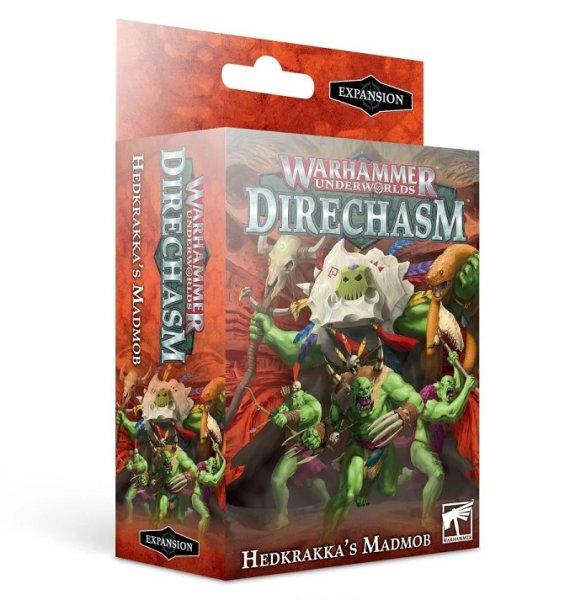 Warhammer Underworlds: Direchasm – Hedkrakkas Madmob (EN)