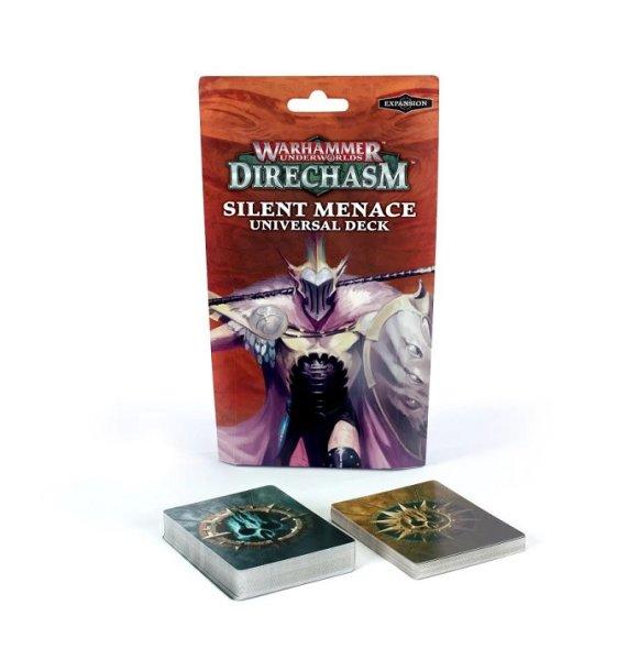 Warhammer Underworlds: Direchasm – Silent Menace Universal Deck (DE)