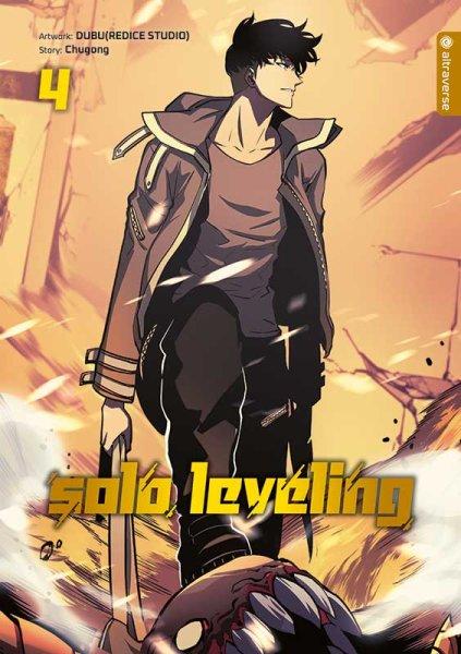 Solo Leveling Band 04 (DE)