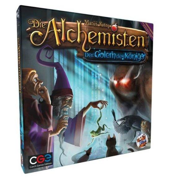 Die Alchemisten - Der Golem des Königs Erweiterung (DE)