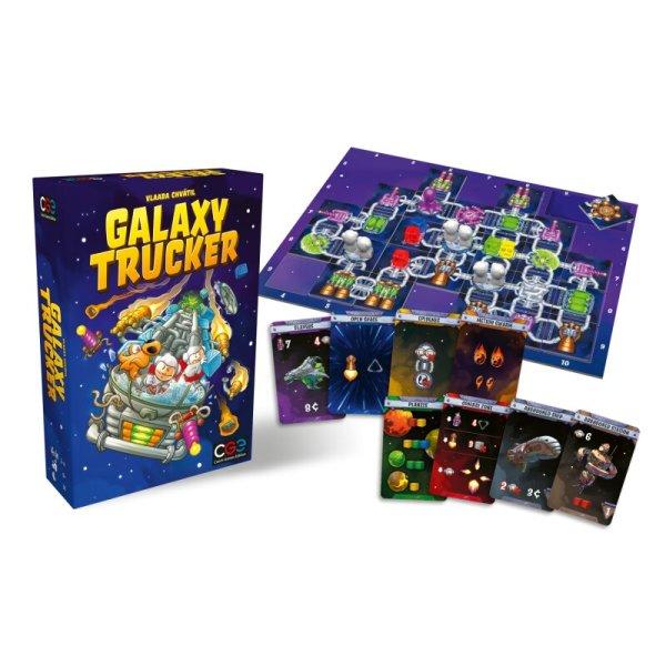 Galaxy Trucker Zweite Edition (DE)