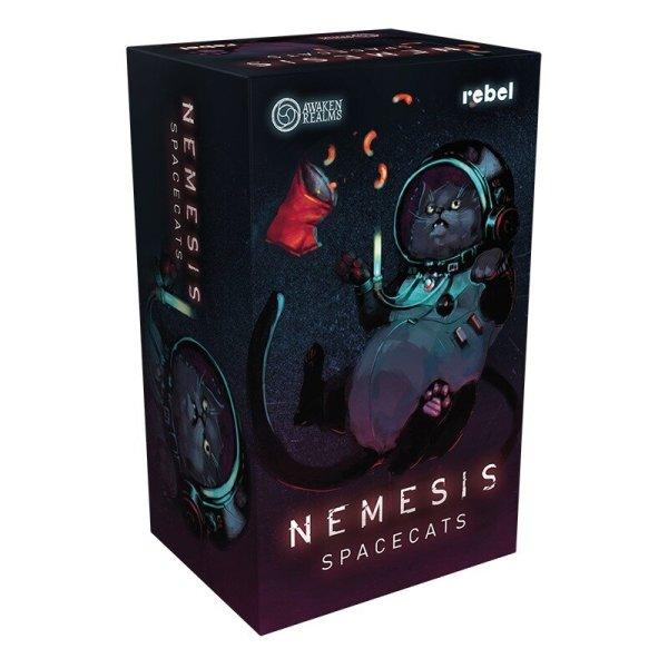 Nemesis Space Cats Erweiterung (DE)
