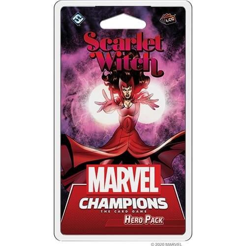 Marvel Champions: Das Kartenspiel - Scarlet Witch Erweiterung (DE)