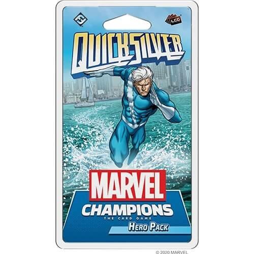 Marvel Champions: Das Kartenspiel - Quicksilver Erweiterung (DE)