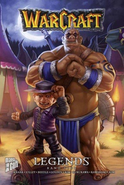 Warcraft Legends Band 04 (DE)