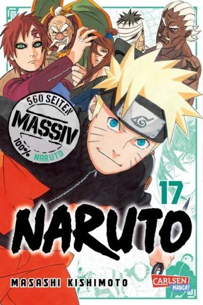 Naruto Massive 17 (DE)