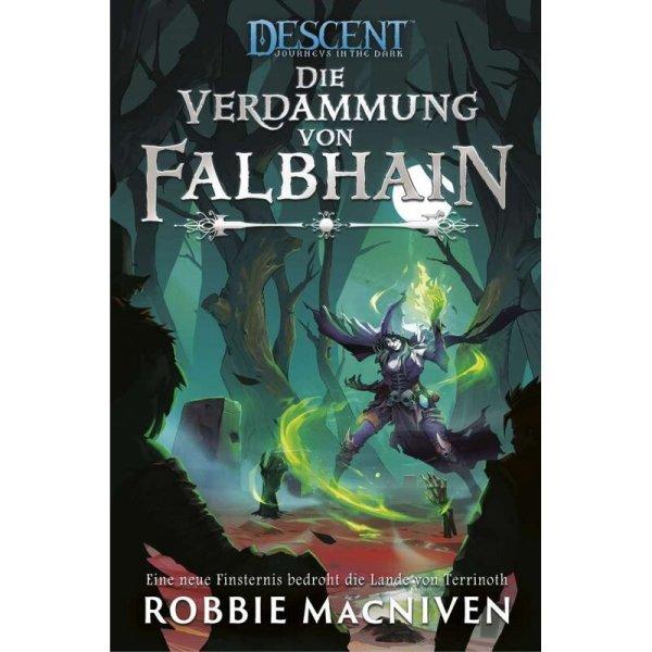 Descent: Die Verdammung von Falbhain (Softcover) (DE)