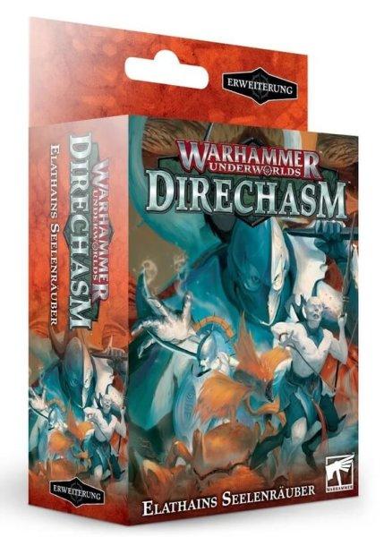 Warhammer Underworlds: Direchasm – Elathins Seelenräuber (DE)