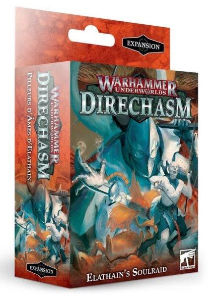 Warhammer Underworlds: Direchasm – Elathins Soulraid (EN)