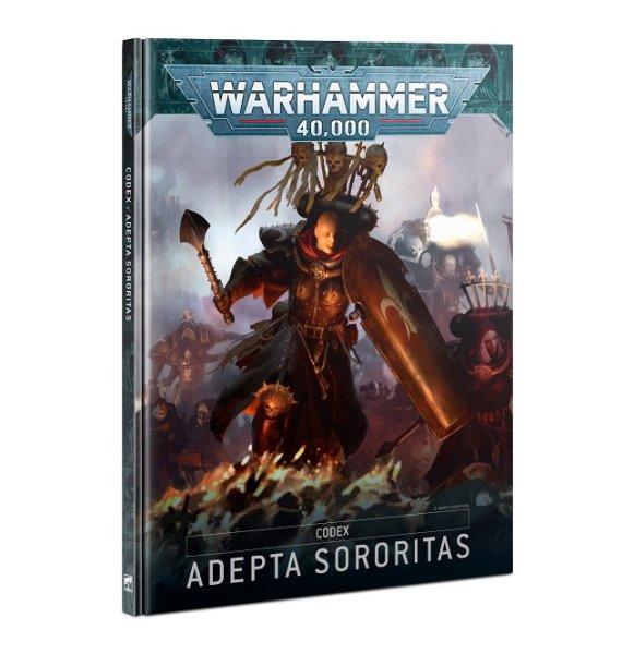 Codex: Adepta Sororitas 2021 (DE)