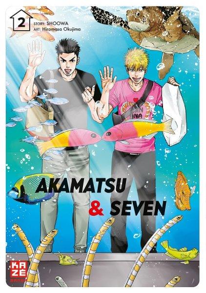 Akamatsu & Seven Band 02 (DE)