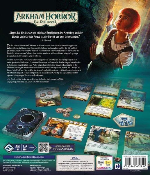 Arkham Horror: Das Kartenspiel (Neuauflage) (DE)
