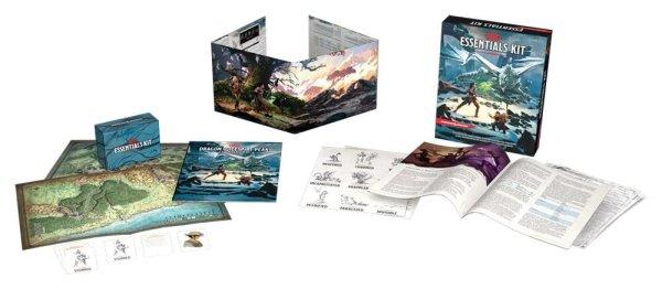 Dungeons & Dragons Basisset (DE)
