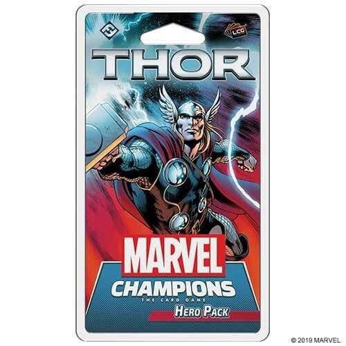 Marvel Champions LCG: Das Kartenspiel - Thor Erweiterung (DE)