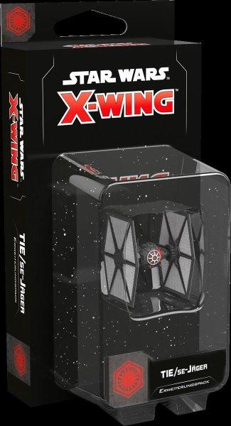 Star Wars X-Wing 2.Ed. TIE/se-Jäger, Erweiterung (DE)