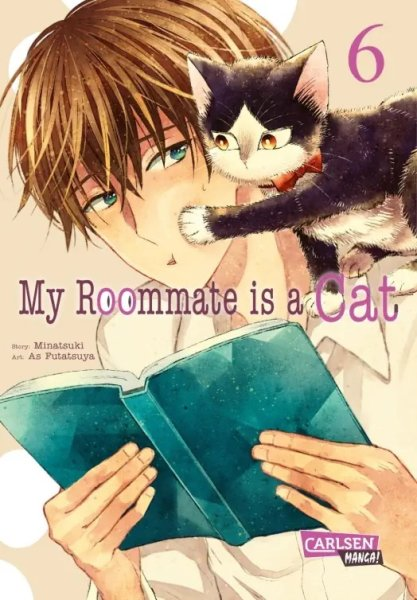 My Roommate is a Cat, Band 06 (DE)
