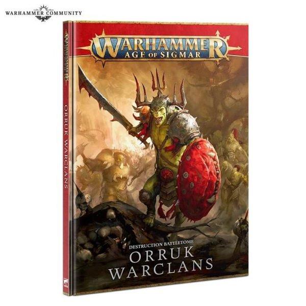 Battletome: Orruk Warclans (DE) 2021