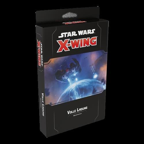 Star Wars X-Wing 2.Ed. Volle Ladung, Erweiterung (DE)