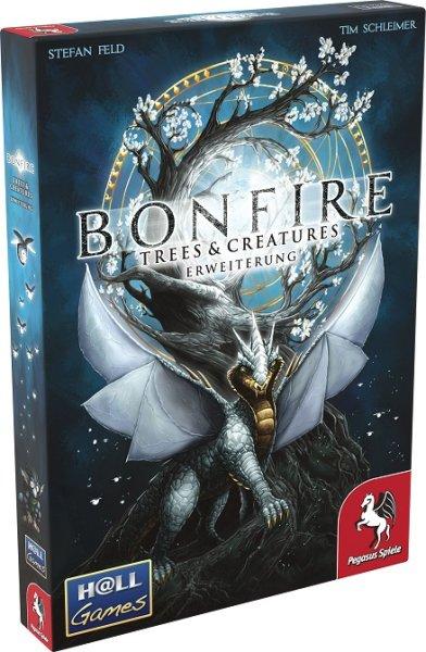 Bonfire: Trees & Creatures (Hall Games) (DE/EN)
