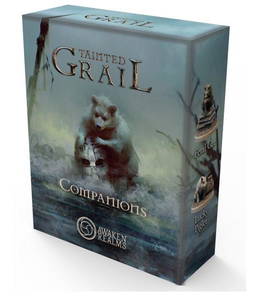 Tainted Grail: Companions, Erweiterung