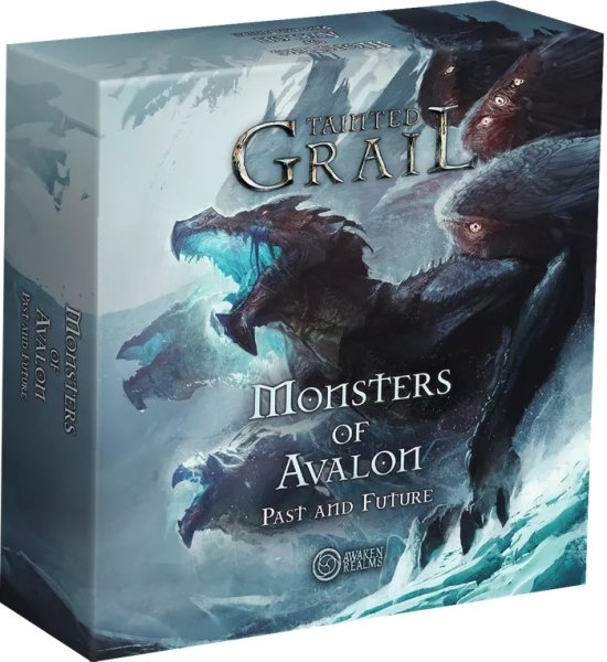 Tainted Grail: Monsters of Avalon – Past and Future, Erweiterung (DE)