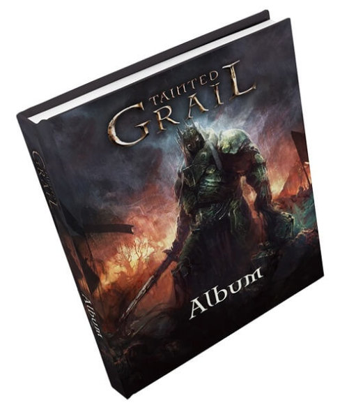 Tainted Grail Artbook
