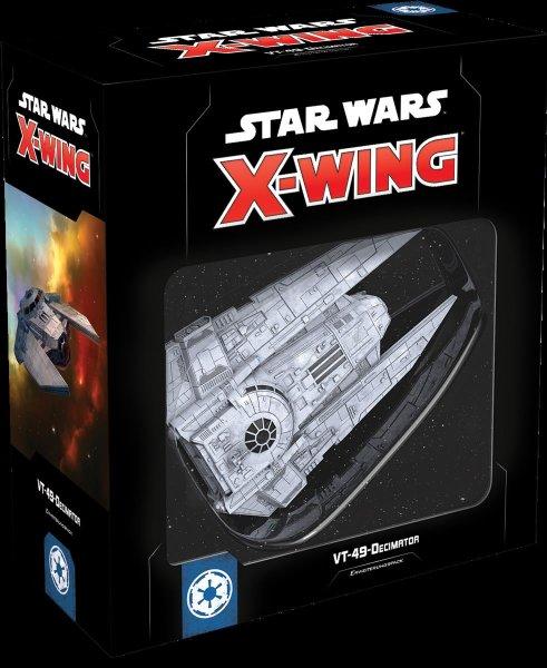 Star Wars X-Wing 2.Ed. VT-49-Decimator, Erweiterung (DE)