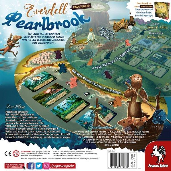 Everdell: Pearlbrook, 2. Edition Erweiterung (DE)