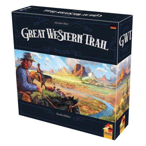 Great Western Trail 2. Edition (DE)