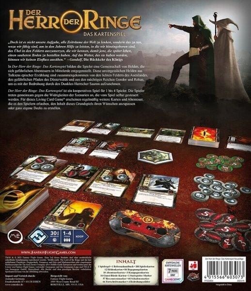 Der Herr der Ringe: Das Kartenspiel (Neuauflage) DE