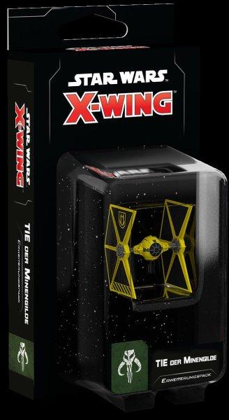 Star Wars: X-Wing 2.Ed. TIE der Minengilde, Erweiterungspack WAVE 2 (DE)