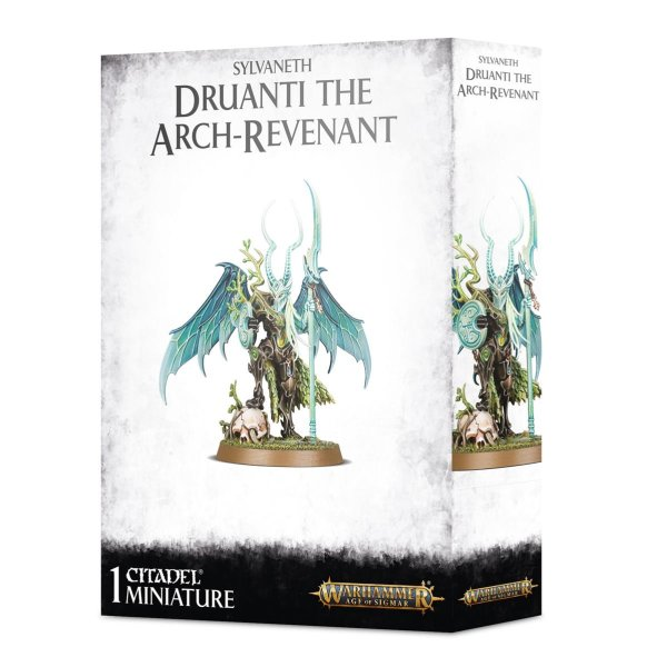 Sylvaneth - Druanti the Arch-Revenant, Warhammer AoS Age of Sigmar