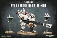 Tau Emprie -  XV88 Broadside Battlesuit