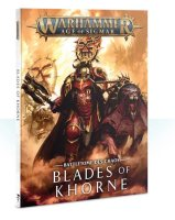 Battletome: Blades of Khorne, Softcover 2019 (DE)