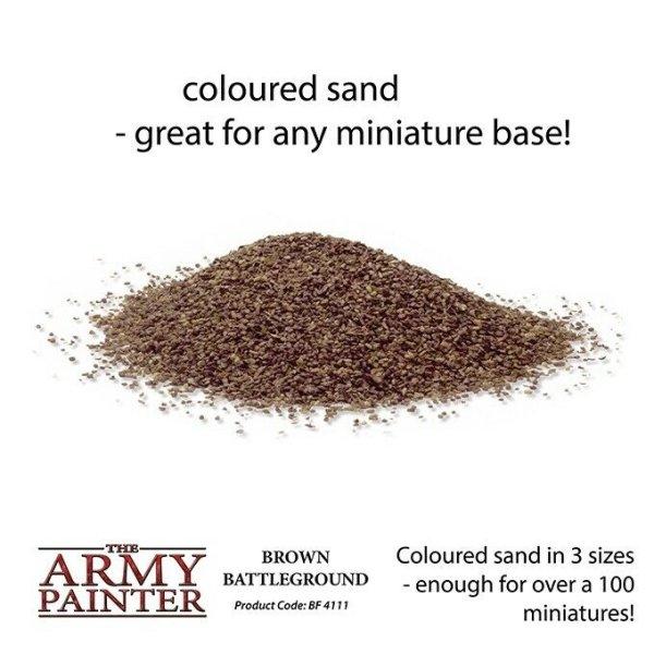 The Army Painter BF4111 Brown Battleground
