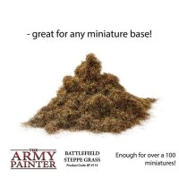 The Army Painter BF4115 Basing Steppe Grass/ trockenes Gras