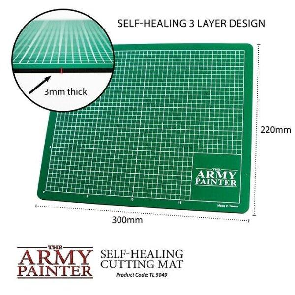 The Army Painter TL5049 Self-healing Cutting Mat Schneidematte