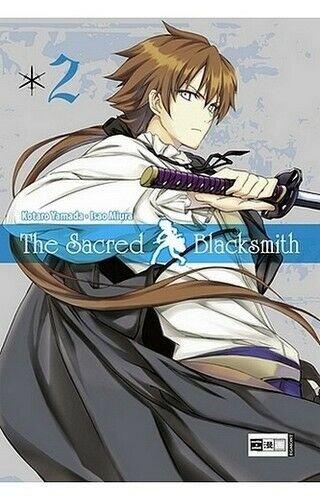 The Sacred Blacksmith 2 - Kotaro Yamada Isao Miura