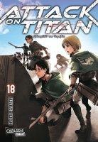 Attack on Titan Band 18 (DE)