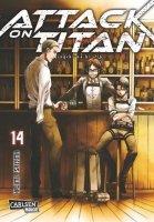 Attack on Titan Band 14 (DE)